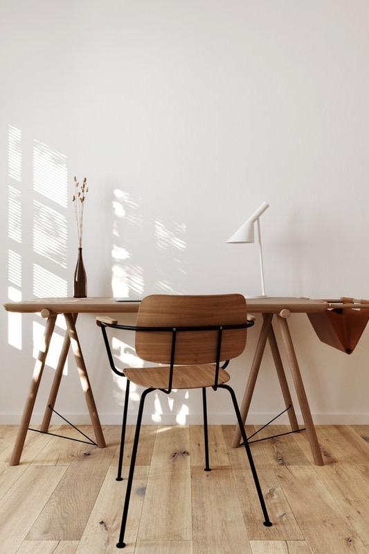 image for Wooden Desk